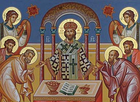 This Is My Body: Using discernment when reading the Church Fathers on the Lord's Supper