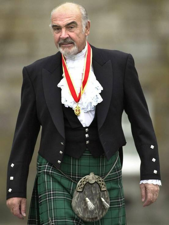 A true Scot if er ther were one.