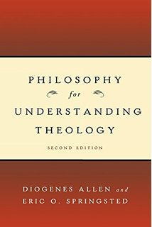 Book recommendation: Philosophy for Understanding Theology