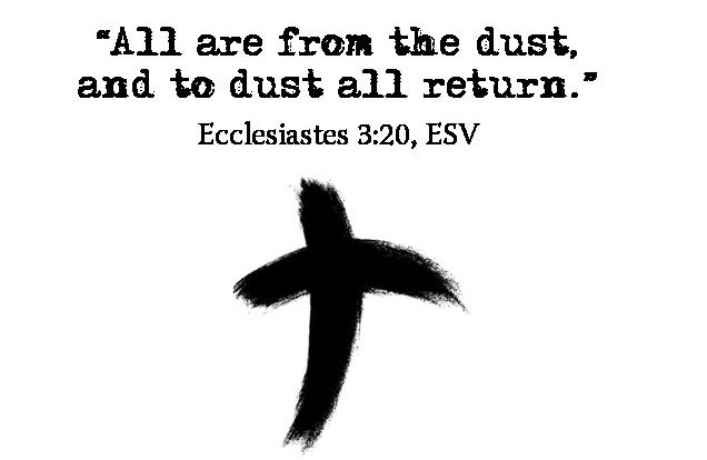 An Ash Wednesday Reflection 2015