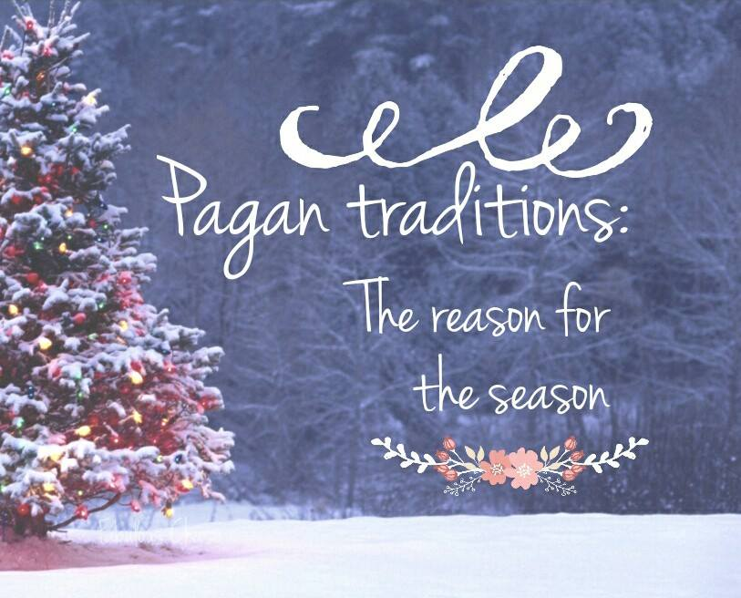 Have Yourself a Very Pagan Christmas! (not)
