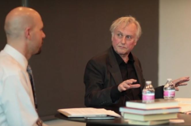 Dawkins Still Doesn't Get Arguments for God