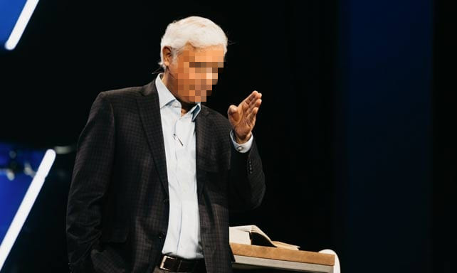 "On Ravi Zacharias: ""We're all sinners"" is not the first response"
